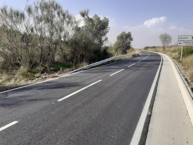 Mejora de carreteras