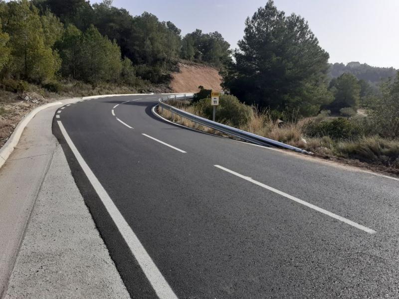 Millora de carreteres