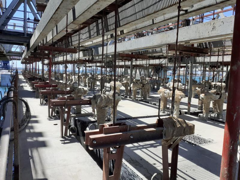 Assistència tècnica al port de Tarragona
