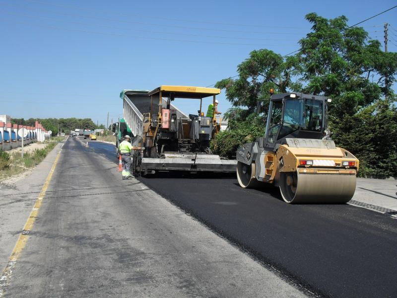 Proyectos en carreteras