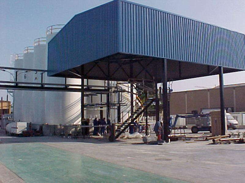 Project Management of Industrial Plants